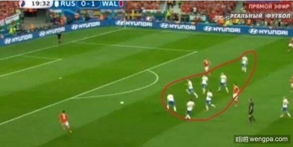 欧洲杯上俄罗斯为什么会惨败给威尔士