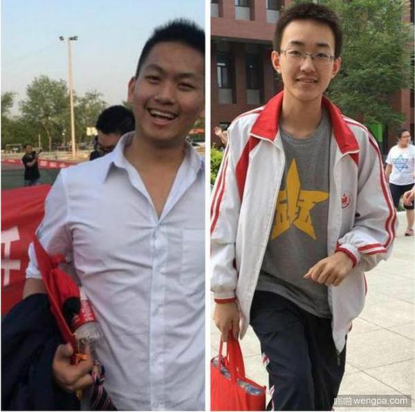 清华北大连夜抢人 衡水中学两高考状元被接到北京