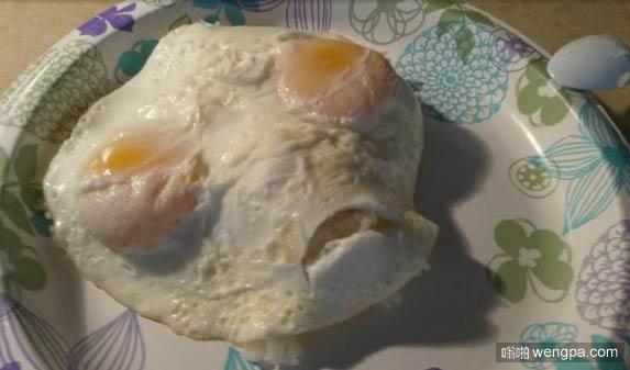 这是我今天的早餐