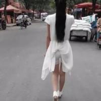 夏天喜欢穿裙子的妹子注意了