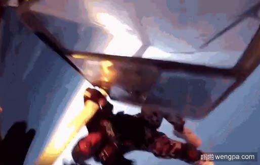 【视频】16个搞笑作死惊险意外失误视频集锦