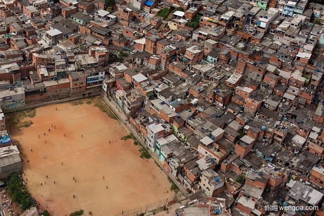 巴西的村足球场