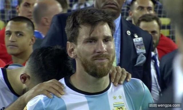 【美洲杯决赛智利夺冠】梅西失点 阿根廷点球大战2-4负于智利