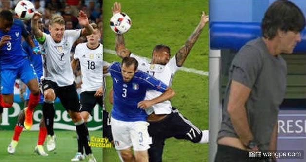 德国和手球_欧洲杯德国手球搞笑图片-嗡啪爆笑体育