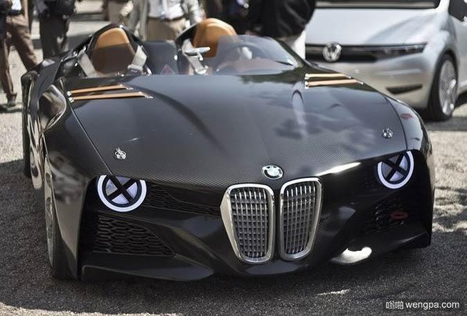 BMW328 Hommage 概念车