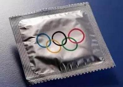 淘宝上叫卖的奥运安全套