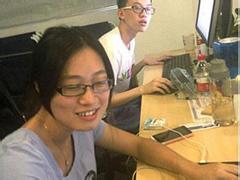 我们公司新招了一批年青女程序员,工资很低