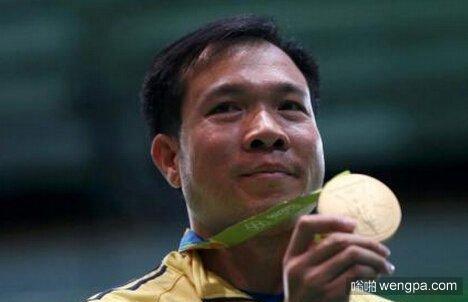 42岁的越南老将黄春荣为越南获得奥运历史上的首枚金牌