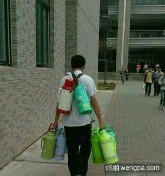 中国好室友 后来据说人家拿工资的