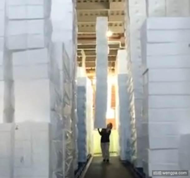 【视频】目瞪口呆!日本工人开挂 看到第一个我就惊呆了 -  嗡啪网