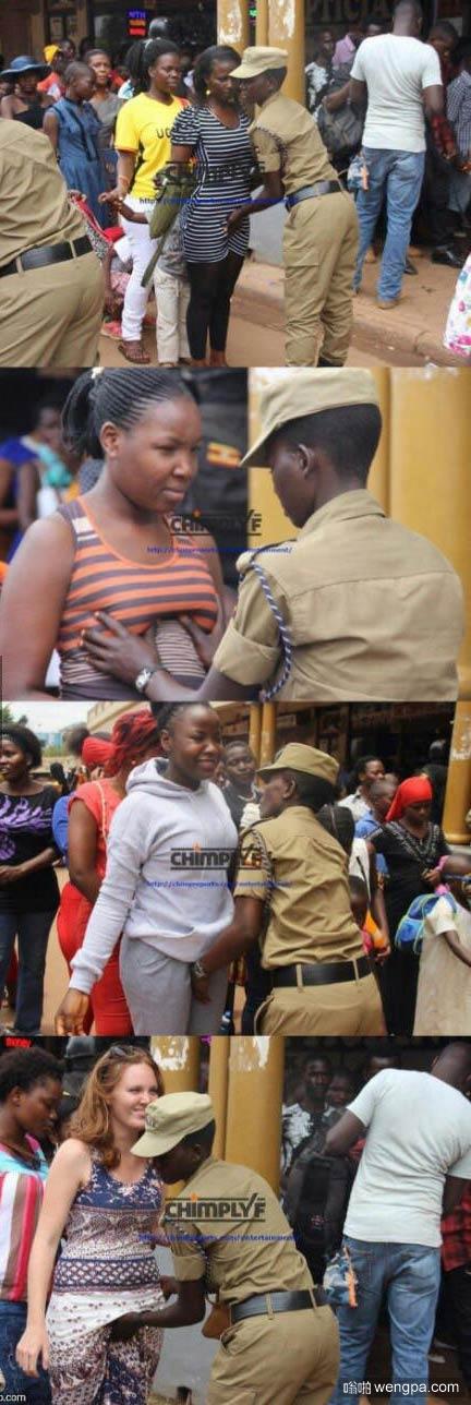 乌干达的安全检查非常严格