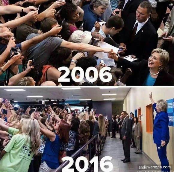 十年间 手机使用习惯在变化