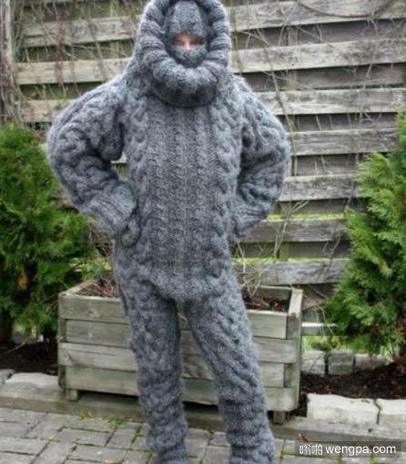 天冷了,大家要穿暖和点