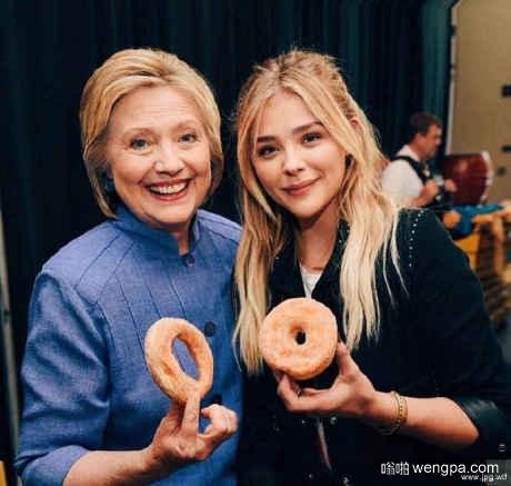 【希拉里搞笑段子】希拉里竞选总统失败搞笑段子