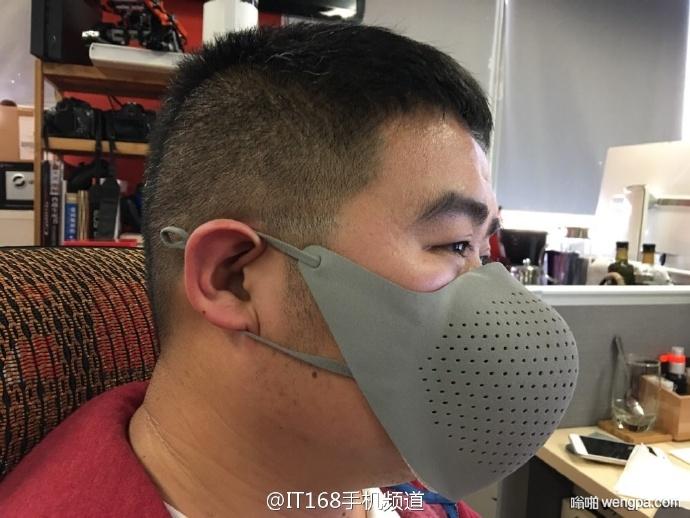 小米防雾霾口罩,年轻人的第一口雾霾……
