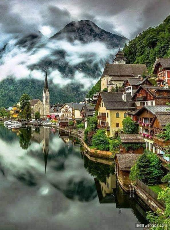哈尔施塔特,奥地利