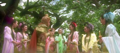 孙悟空定住七仙女却不动手 这个故事告诉告诉我们哪些道理