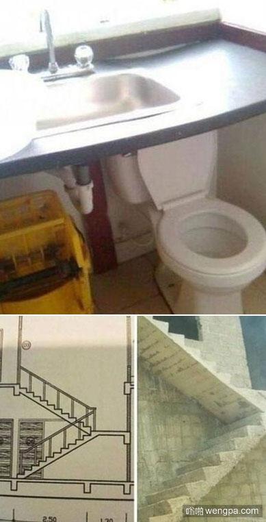 良心设计师 负责任的施工队 搞笑图片 - 嗡啪网
