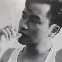 张国荣抽烟(12)