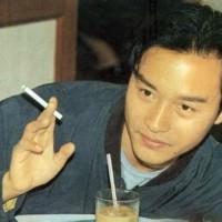 张国荣抽烟(10)