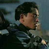 张国荣抽烟(3)