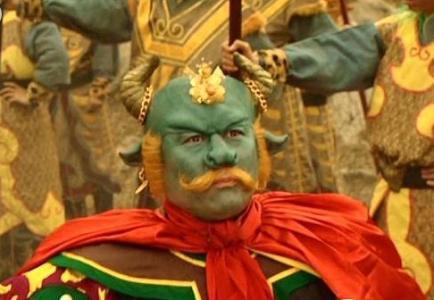 【西游记笑话】今天看西游记 青牛精用金刚圈把猴子的金箍棒套走