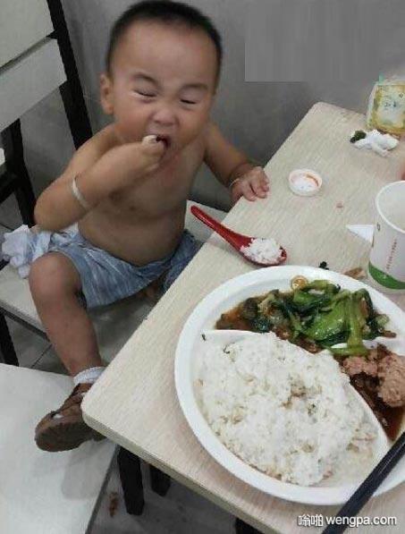 【第一次去女朋友家笑话】lz饭量大,第一次去初恋家