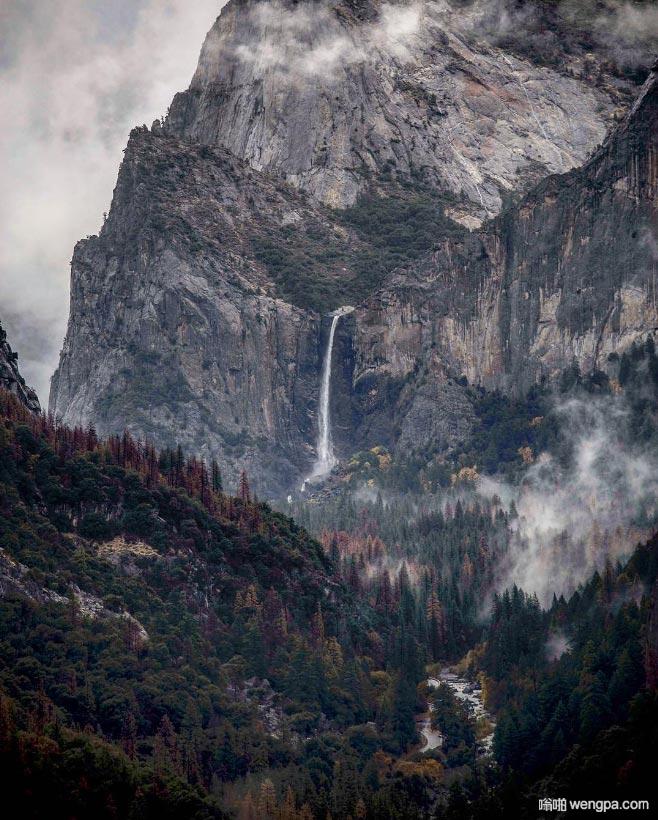 约塞米蒂国家公园  加利福尼亚州,美国