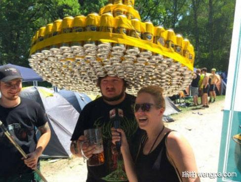 德国啤酒搞笑图片 只是在德国 - 嗡啪网