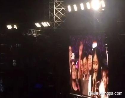 【笑话】周杰伦北京演唱会上点歌环节