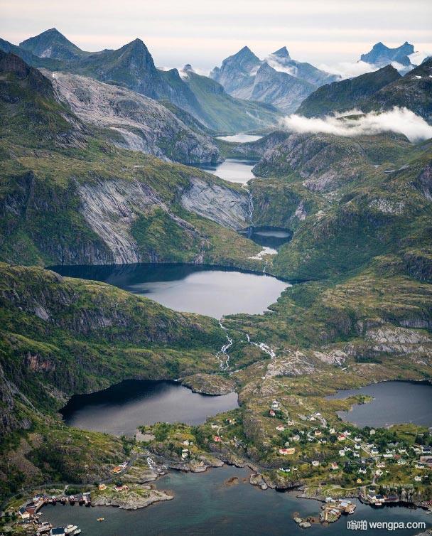 雷恩,洛佛顿群岛,挪威