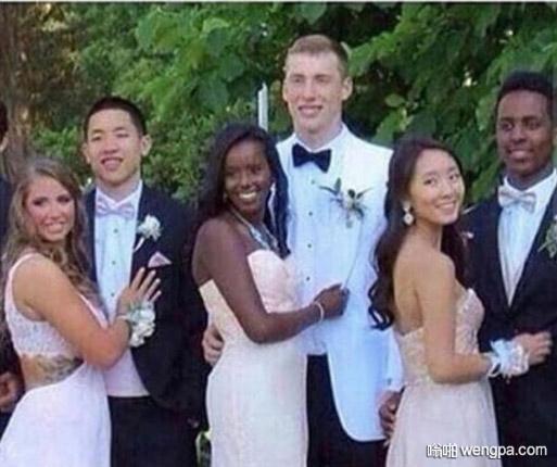为什么这些情侣看起来跟另外一个人有夫妻相