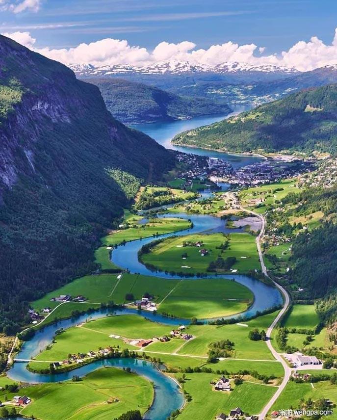 挪威诺德兰