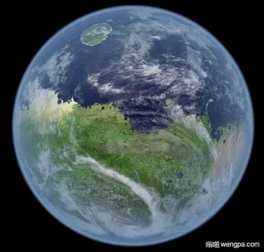 如果火星有磁场大气和水