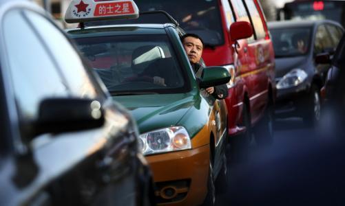 【搞笑段子】坐出租车发现司机师傅故意绕路
