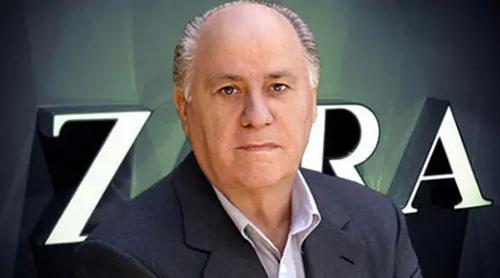 Zara创始人阿曼西奥.奥尔特加