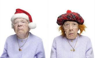【搞笑段子】法官要劝一位老太太打消离婚的念头