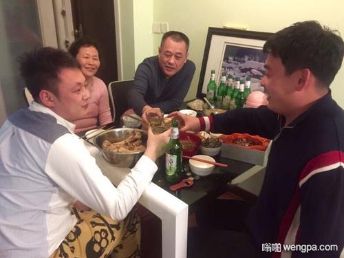 【搞笑段子】去年春节去岳父家拜年