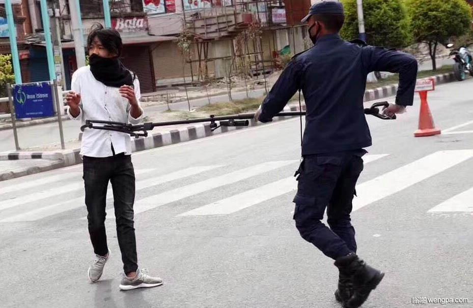 尼泊尔抗疫