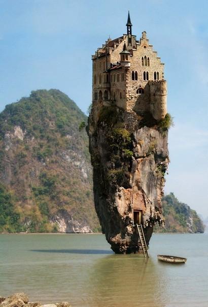 真正的海景房