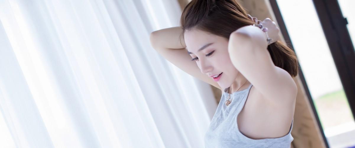 小清新美女刘奕宁壁纸