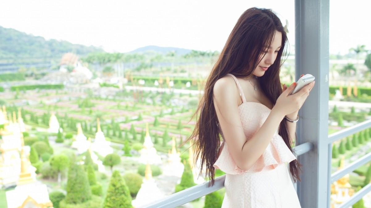 女神刘奕宁Lynn 4K美女壁纸