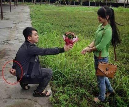 求婚新方法!百分之百成功率!
