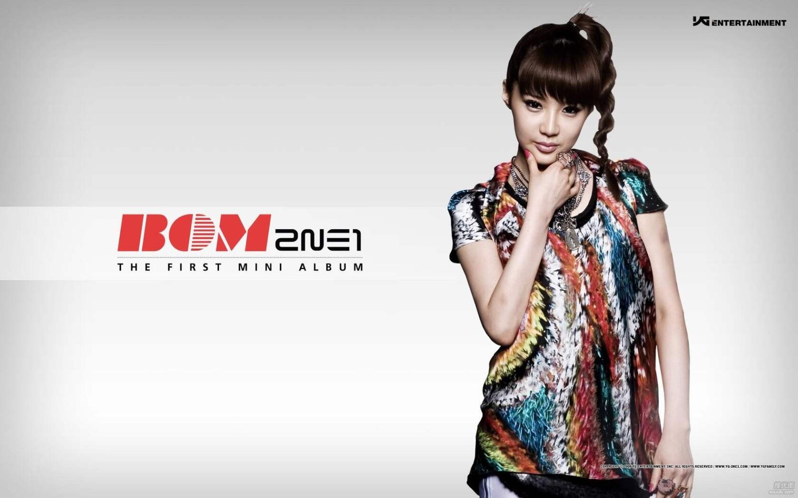 韩国女子团体-2NE高清壁纸