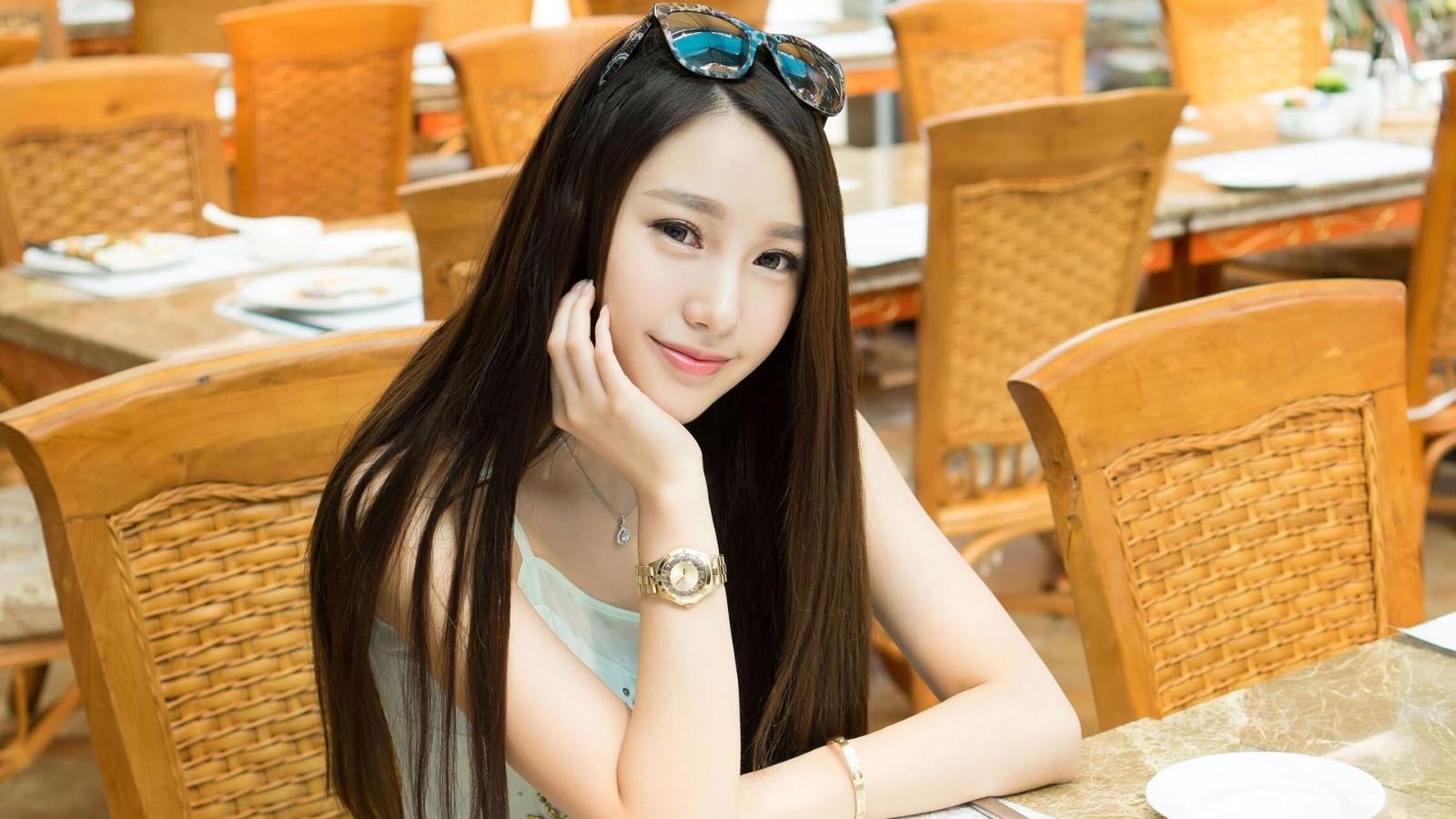 时尚,模特,美女写真,刘奕宁壁纸