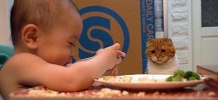 宝宝想吃,但宝宝不说