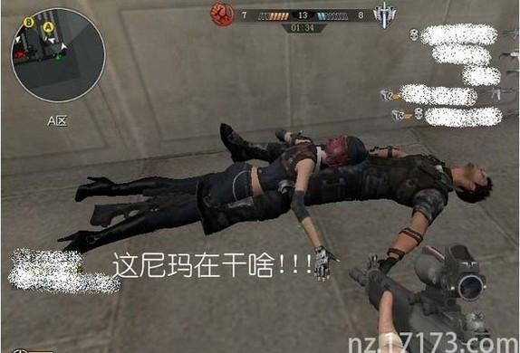 选萃枪战游戏角色恶搞图片大全